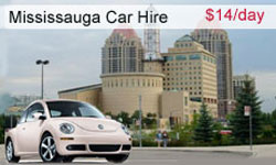 Mississauga Car Rental